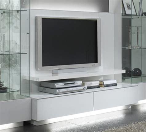 Meuble Tv Sans Pied by Meuble Tv Blanc Laque Sans Pied Solutions Pour La