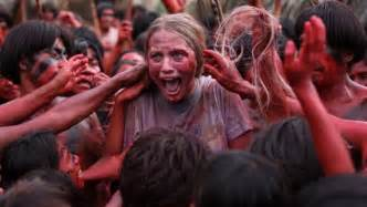 First image from Eli Roth's cannibal film Green Inferno ... O Henry Ending