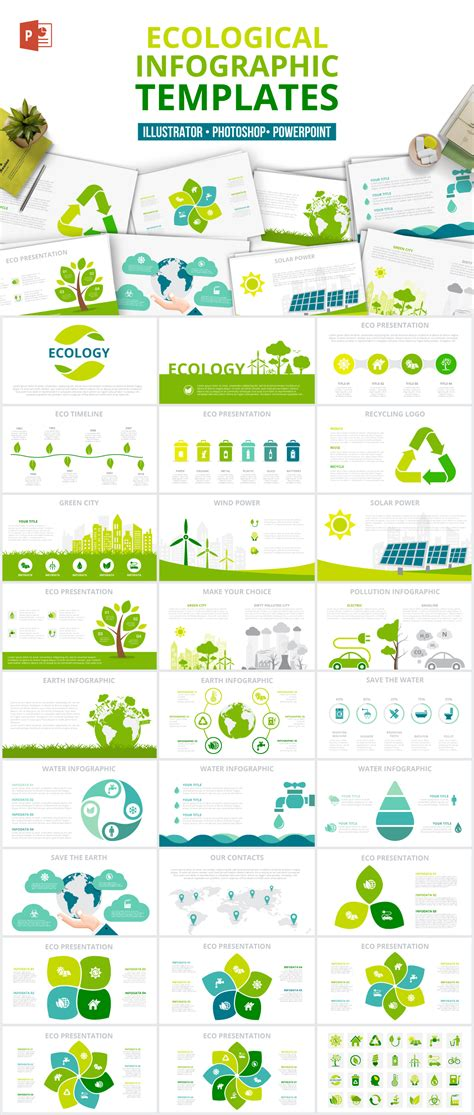 Interactive Infographic Templates Bundle With 1200 Trendy Designs Interactive Infographics Templates