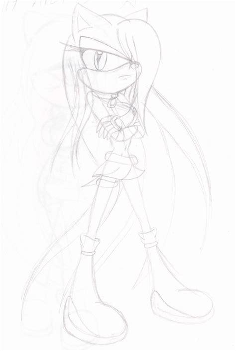 Sketches Channel by Sketch Darangel Sonic Channel By Shadestineygirl On