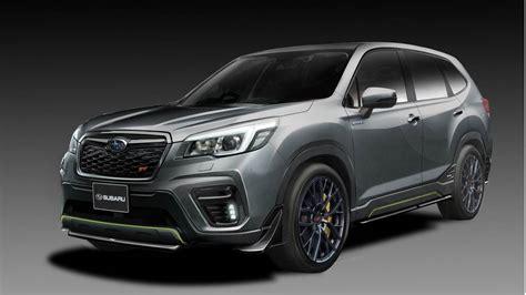 Subaru Wrx 2019 Concept by Subaru Unveils Sti Forester And Impreza Concepts Ahead Of