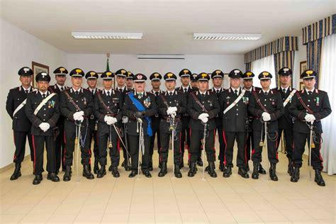 questura di verona ufficio immigrazione carabinieri giuramento di 14 marescialli e