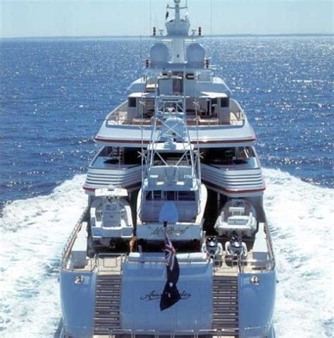 big boats are called hahaha this is it called a quot mothership quot 228 m y