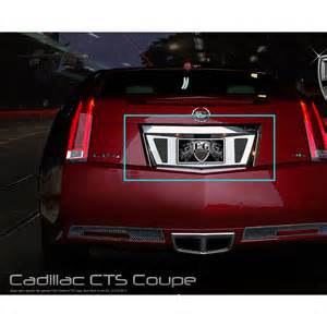 Cadillac Cts Coupe Accessories E G Classics 2011 2015 Cadillac Cts Accessories Coupe Rear