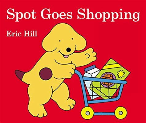 spot goes shopping harvard book store