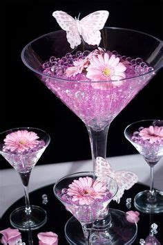Giant Martini Glass Decoration 1000 Ideas About Martini Centerpiece On Pinterest
