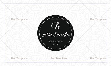 Art Director Business Card Design Template In Word Psd Publisher Filmmaker Business Card Template