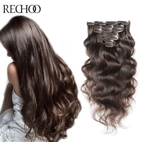 color hair extensions clip in remy clip human 26 inch color 2 human remy hair clip in