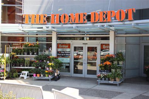 home depot the camden