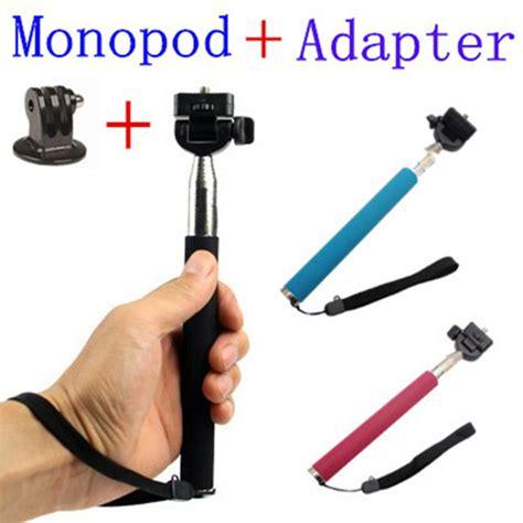 Murah Monopod Tripod Selfie Kit All Aluminium High Quality ᐃcenine extendable selfie stick handheld ộ ộ palo palo perche selfies monopod self 웃 유