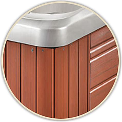 Tub Cabinet Replacement Panels by Restore Or Replace Your Spa Skirt Hottubworks Spa
