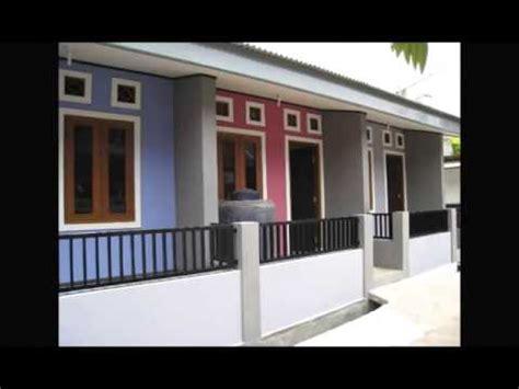 desain interior rumah kontrakan 3 petak desain rumah kontrakan minimalis sederhana modern youtube