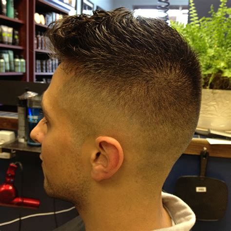 reaally great high and tight mens hairstyles anthonys pompadour