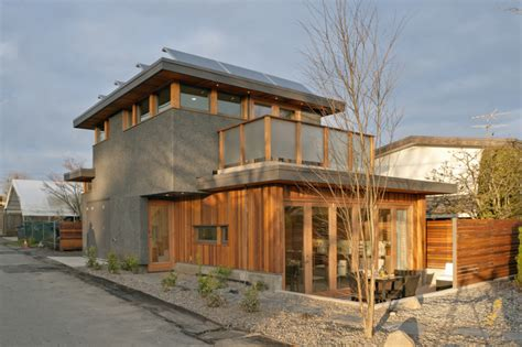 zero energy home kits net zero solar laneway house by lanefab design build