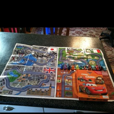 My Busy Book Disney Cars free disney cars cool cars my busy books includes a 10