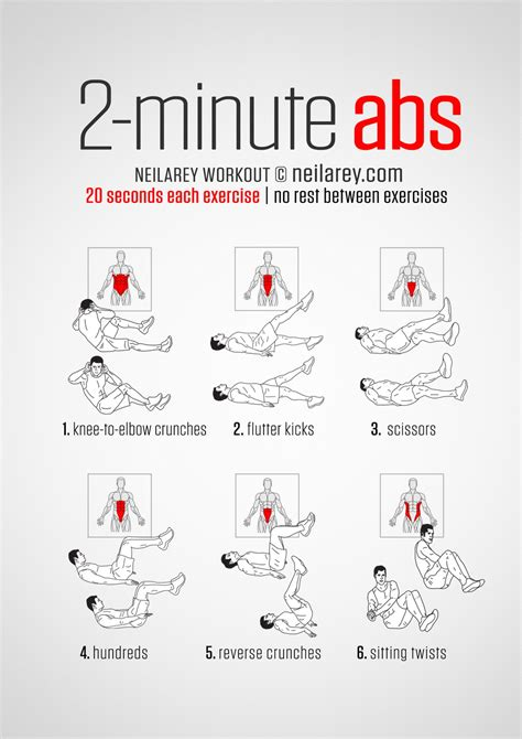best abs workout 187 health and fitness