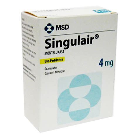 How Does It Take To Detox From Singulair dosage of montelukast for adults usingsons gq