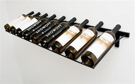 Angled Wine Rack by Vintageview Wall Mounted Wine Racks Blue Grouse Wine Cellar
