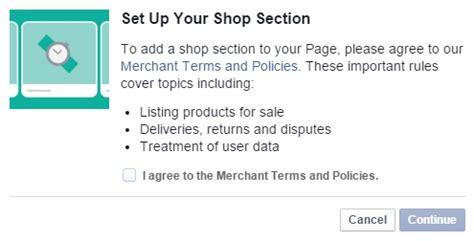 facebook update layout van pagina s op desktop een webshop op je facebook pagina facebook shopping
