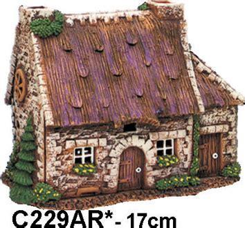 haus der bretagne bretagne miniatur haus licht duft ton keramik terra
