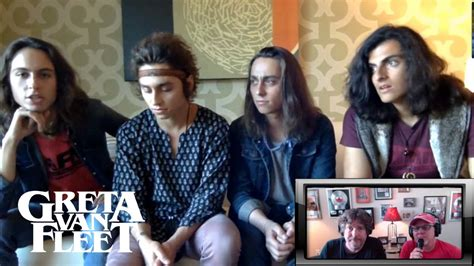 greta van fleet v led zeppelin greta van fleet called out over led zeppelin likeness in