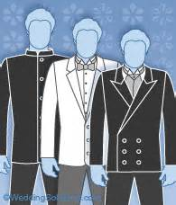Wedding Attire Based On Time Of Day by Groom S Attire Tips