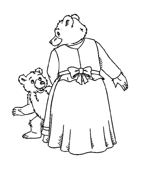 little bear coloring pages coloringpagesabc com