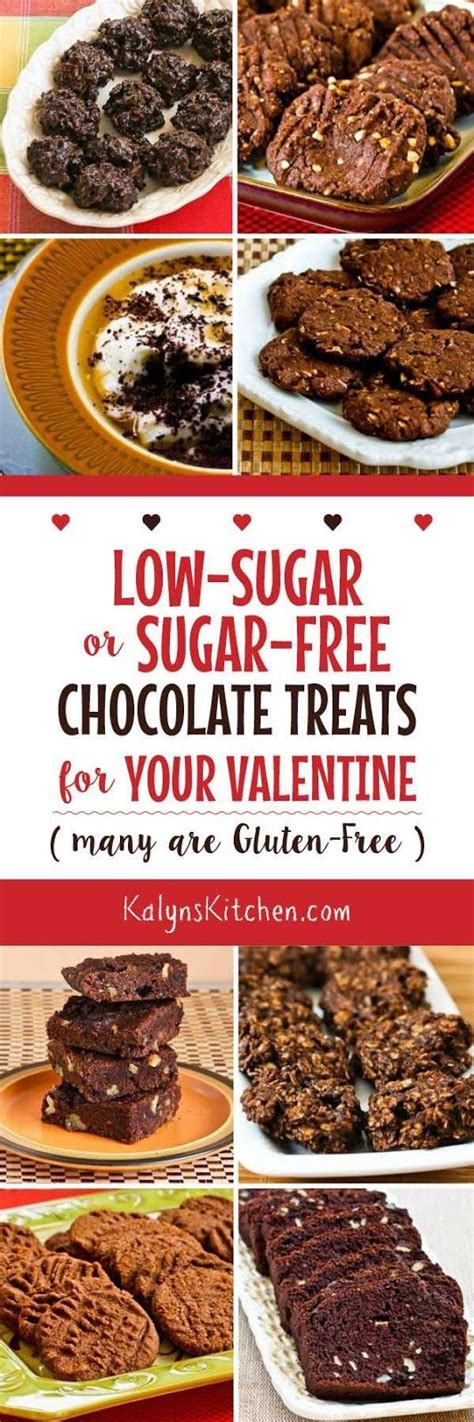 sugar free valentines low sugar or sugar free chocolate treats for your
