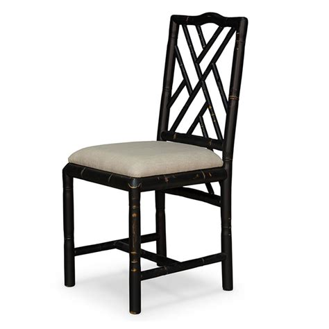 grace french country oak linen upholstered dining chair