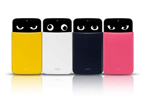 Lg Aka Dr Korea F520l Bnob lg aka with mood cases and android kitkat launched