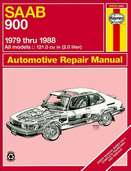 service manuals schematics 1995 saab 900 free book repair manuals saab 900 sedan hatchback 2 0l repair manual 1979 1988 haynes