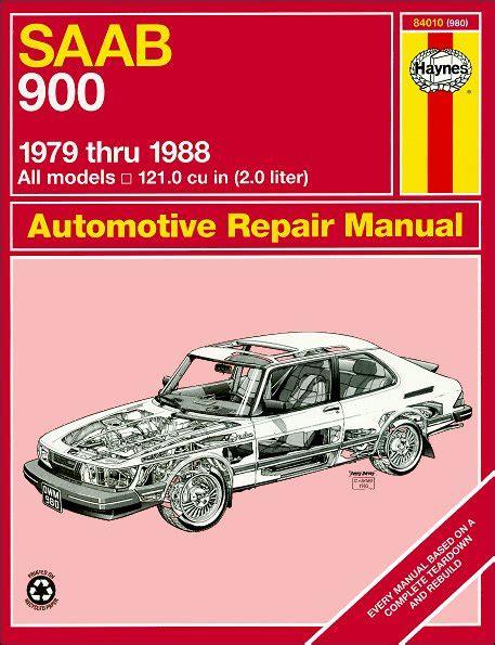 how to download repair manuals 1988 saab 9000 on board diagnostic system saab 900 sedan hatchback 2 0l repair manual 1979 1988 haynes