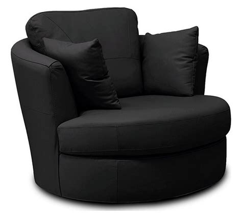 black swivel chair argos buy collection leather swivel chair black at