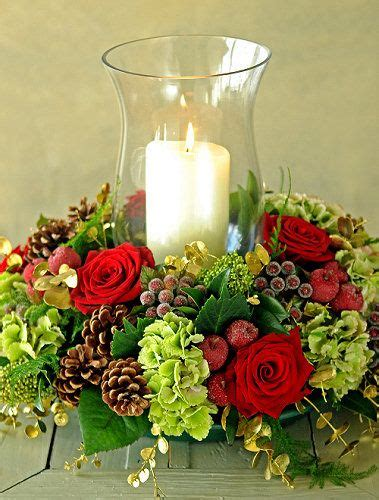 17 best ideas about christmas arrangements on pinterest
