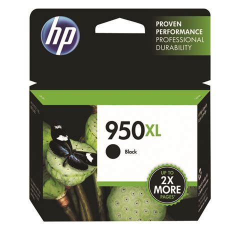 Catridge Hp 950 Black hp 950xl black officejet inkjet cartridge cn045ae