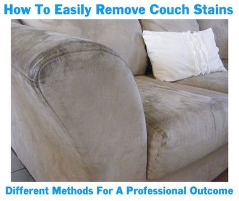 clean couch stains how to clean couch cushions that cannot be removed