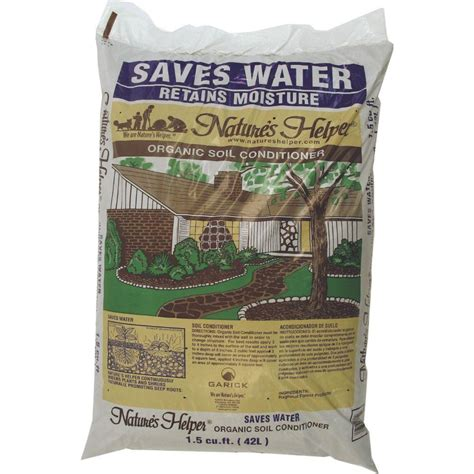1 5 cu ft organic soil conditioner bg1 5cnhsc the home