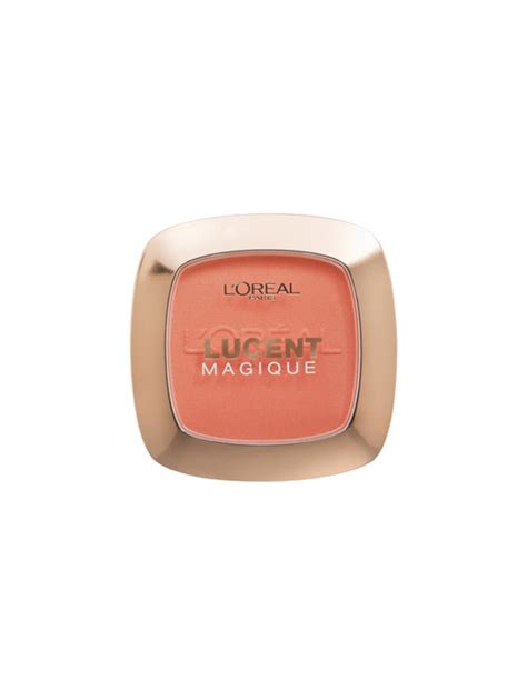 Loreal Lucent Magique Cushion lucent magique cushion blusher p2 pink fantasia lucent