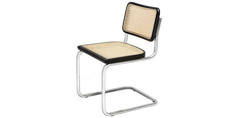 marcel breuer chaise chaise cesca par marcel breuer