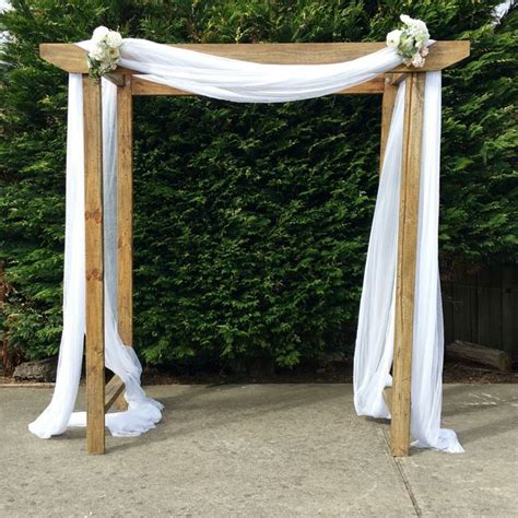 Wedding Arch Australia timber wedding arch hire gippsland wedding arch