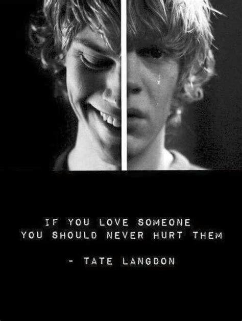 tate langdon quotes tate langdon quote series my