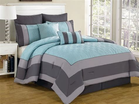 Quilted Comforter Sets by Spain Hotel 8pc Quilted Comforter Set 2 Sizes