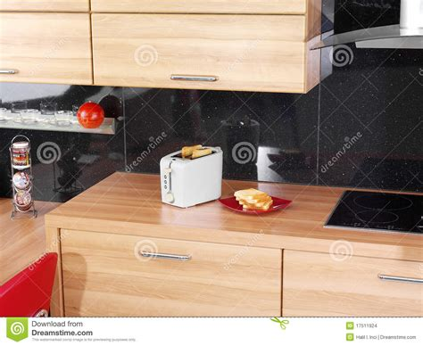 kitchens toaster on counter toaster on the kitchen counter stock images image 17511924
