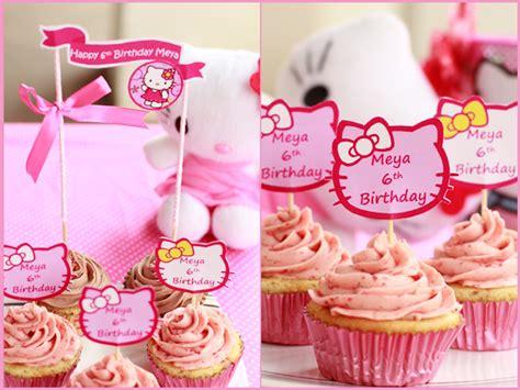 Birthday Cake Topper Straw Hiasan Kue Ulang Tahun kue ulang tahun hello lunetta home made cakery