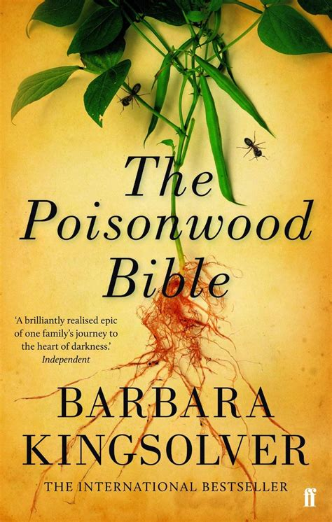the poisonwood bible bookish rachels