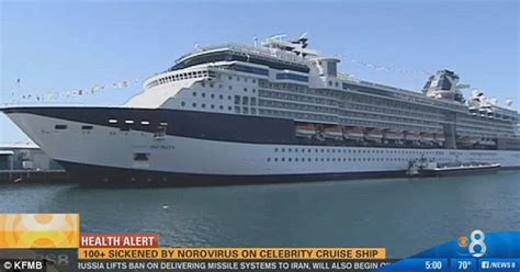 where is infinity cruise ship now second royal carribean cruise ship infected with norovirus
