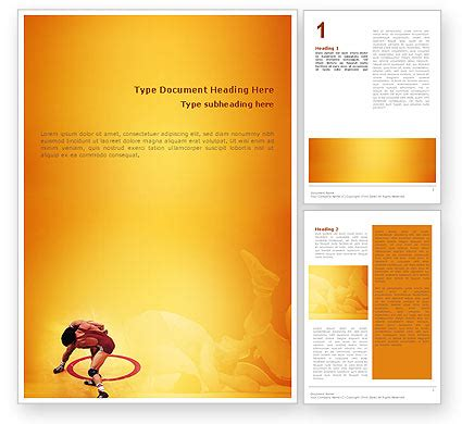 free style wrestling word template 02159 poweredtemplate com