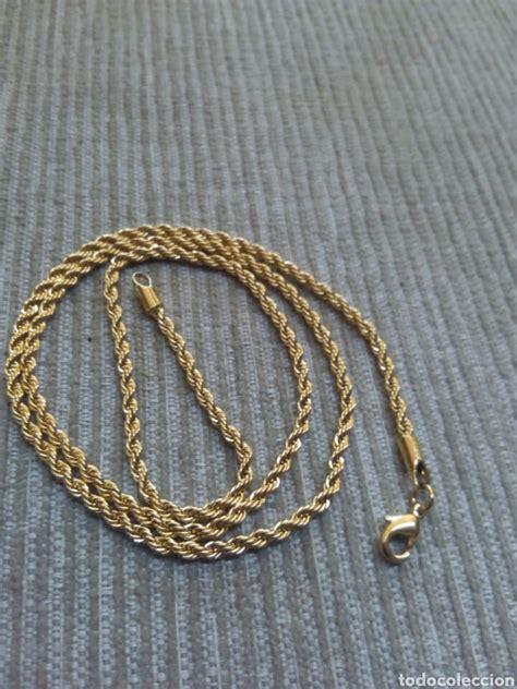 cadena oro 14k cadena cordon llenado oro 14k comprar cadenas antiguas