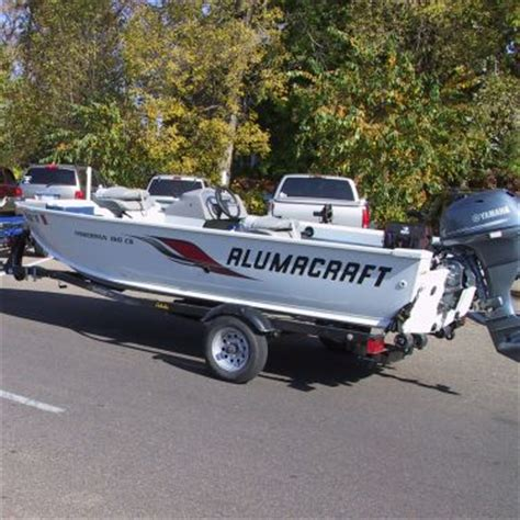 fishing boats for sale by owner in minnesota boats for sale 2010 16 foot alumacraft yamaha 160cs