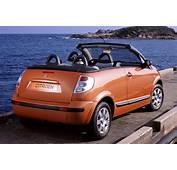 Citroen C3 Pluriel 2003 Pictures